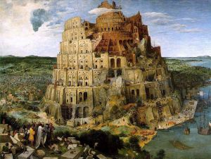 Nimrod and the Tower of Babel.