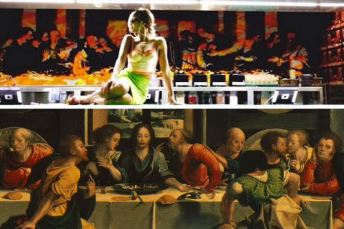 Beyonce sparks outrage by posing in front of Jesus in Last Supper Instagram shot