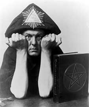 Aleister Crowley -Satanism and Luciferianism