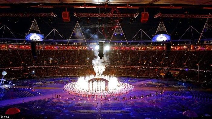 London 2012 Paralympics Opening Ceremony. 8-29-2013