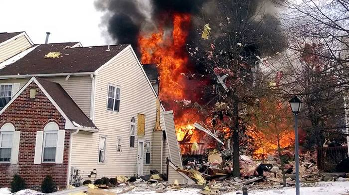 New Jersey Explosion 3-4-2014