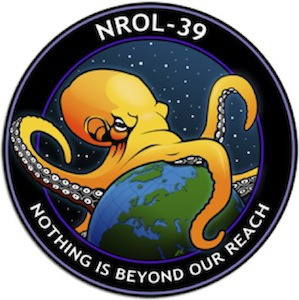 NROL -39 Mission Patch