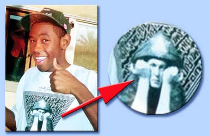 Tyler, the Creator   Il leader del collettivo alternative hip hop Odd Future Wolf Gang Kill Them All Tyler, the Creator