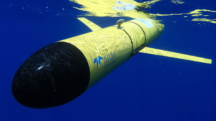 While American drones patrol the skies in war-torn countries like Afghanistan, the United States is also looking to establish a similar presence in the world's oceans – by using underwater drones.