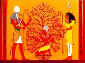 Egypt Tree Of Life