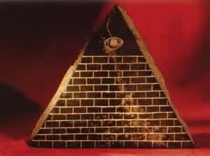 klaus dona/ ancient pyramid with all-seeing-eye