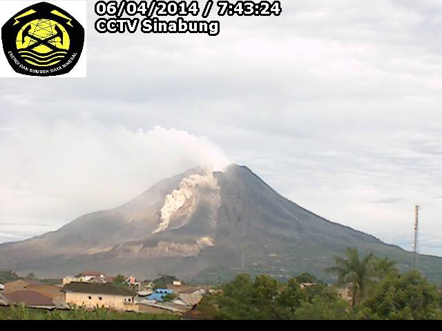 4-6-2014: Pyro on Sinabung today