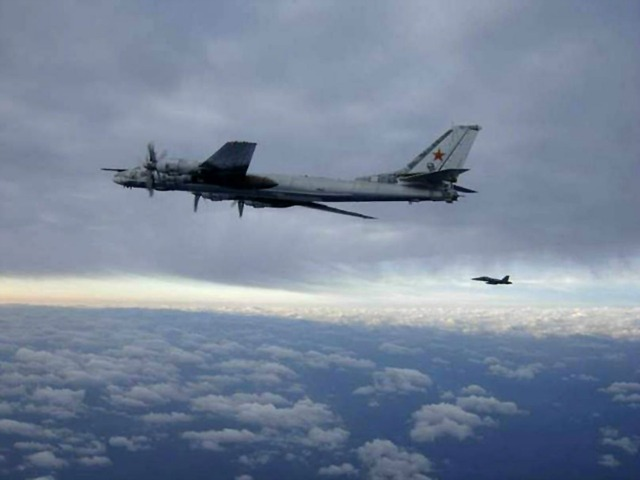 5-5-2014: The Associated Press reported Monday that Gen. Herbert Carlisle, Commander of United States Air Forces in the Pacific, acknowledged a significant increase in the activities by Russian long-range strategic aircraft flying along the California coast.