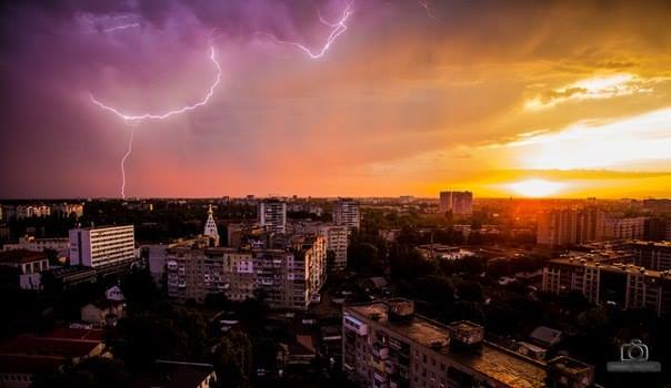 6-7-2014: Odessa, Russia. Source: Tatiana Sheveleva