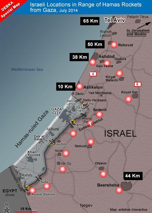GazaIsraelDebka