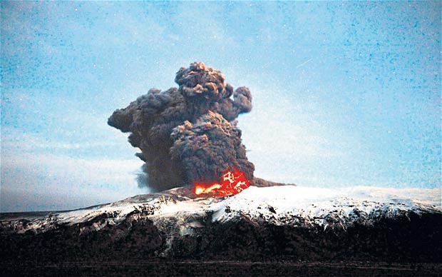 "ICELAND - Iceland has raised its aviation warning level after a new eruption from a fissure near the Bardarbunga volcano Sunday morning. The eruption was described as ""a very calm lava eruption"" which could ""hardly be seen on seismometers."" Planes are now banned from flying within 6,000 feet of the volcano peak. Iceland's Eyjafjallajokull volcano erupted in 2010, producing ash that disrupted air travel across Europe. It happened in roughly the same place as an earlier eruption on Friday morning, and is the third to happen in the area in the last week. Scientists have been on high alert after Iceland's largest volcanic system has been hit by thousands of earthquakes over the last two weeks. The news comes just one day after geologists in Iceland lowered the alert and said the eruption of Bardarbunga was over. If this recent eruption teaches us anything, it tells us just how unpredictable these volcanic systems are and that nature has a mercurial mind of its own. -WGN TEP"
