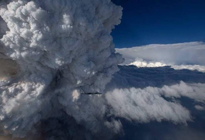 8-4-2014: Oregon Gulch fire, credit: Oregon Air National Guard